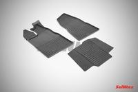 Резиновый коврик Seintex сетка для Ford TOURNEO Custom 2014-2017
