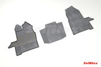 Резиновый коврик Seintex сетка для Ford TOURNEO Custom 2017-