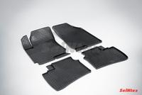Резиновый коврик Seintex сетка для Hyundai ELANTRA 2006-2011