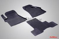 Резиновый коврик Seintex сетка для Hyundai H1 STAREX 2007-2015