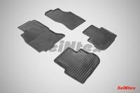 Резиновый коврик Seintex сетка для Infiniti FX35,FX45 2007-2014