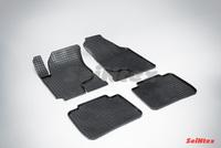 Резиновый коврик Seintex сетка для Kia CERATO 2004-2009