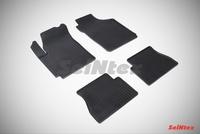 Резиновый коврик Seintex сетка для Kia PICANTO 2005-2011