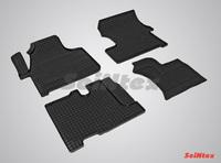 Резиновый коврик Seintex сетка для Mercedes SPRINTER 2008-