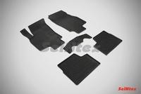 Резиновый коврик Seintex сетка для Opel ASTRA H 2004-2015