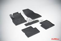 Резиновый коврик Seintex сетка для Opel CORSA D 2006-2014