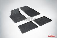 Резиновый коврик Seintex сетка для Renault SYMBOL 2002-2008