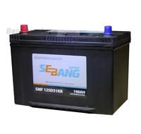 Аккумулятор SEBANG SMF 100 А/ч прямая L+ EN 830A 306x173x225