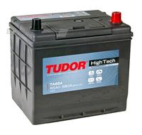 Аккумулятор TUDOR High-Tech 65 А/ч обратная R+ EN 580A 230x173x222