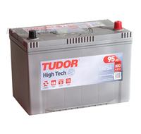 Аккумулятор TUDOR High-Tech 95 А/ч обратная R+ EN 800A 306x173x222
