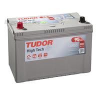 Аккумулятор TUDOR High-Tech 95 А/ч прямая L+ EN 800A 306x173x222