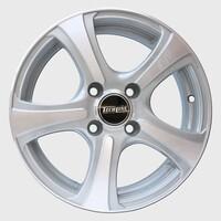 Techline 405 5*14 4/100 ET45 d54,1 silver