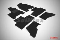 Ворсовый коврик Seintex для ACURA MDX 2013-