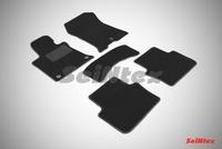 Ворсовый коврик Seintex для ACURA TLX 2,4 2014-