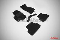 Ворсовый коврик Seintex для AUDI А3 2012-