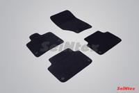 Ворсовый коврик Seintex для AUDI Q7 2005-2015