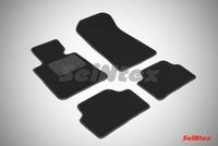 Ворсовый коврик Seintex для BMW 1 Ser E-81-88 2004-2013