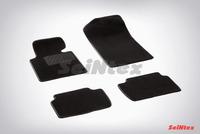Ворсовый коврик Seintex для BMW 3 Ser E-46 1998-2005