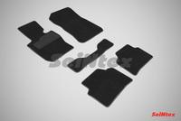 Ворсовый коврик Seintex для BMW 3 Ser E-90 2005-2013
