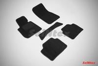 Ворсовый коврик Seintex для BMW 3 Ser F-30 2011-