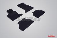 Ворсовый коврик Seintex для BMW 5 Ser E-60 2003-2010