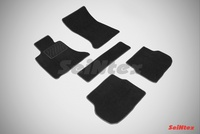 Ворсовый коврик Seintex для BMW 5 Ser F-10 2010-2013
