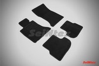 Ворсовый коврик Seintex для BMW 5 Ser F-10 (рест) 2WD 2013-