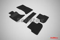 Ворсовый коврик Seintex для BMW 5 Ser F-10 (рест) 4WD 2013-