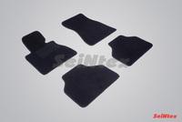 Ворсовый коврик Seintex для BMW 7 Ser E-65 2001-2008