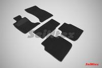 Ворсовый коврик Seintex для BMW 7 Ser F-02 2008-2015