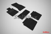 Ворсовый коврик Seintex для BMW 7 Ser G-12 VI 4WD 2015-