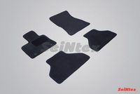 Ворсовый коврик Seintex для BMW X5 E-70 2007-2013