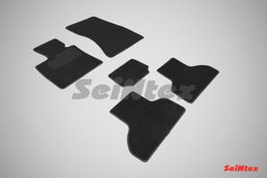 Ворсовый коврик Seintex для BMW X5 F-15 2014
