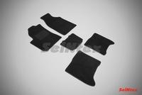 Ворсовый коврик Seintex для CHERY Bonus 3 2013-