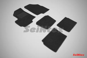 Ворсовый коврик Seintex для CHERY Tiggo V 2014-