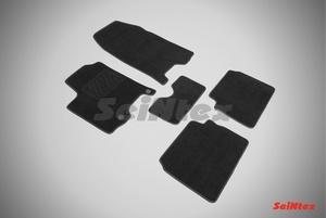 Ворсовый коврик Seintex для CHEVROLET AVEO 2003-2011