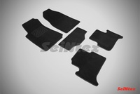 Ворсовый коврик Seintex для CHEVROLET TRAIL BLAZER 2012-