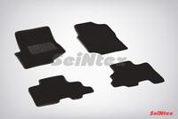 Ворсовый коврик Seintex для CHEVROLET TRAIL BLAZER (GMT800) 2001-2012