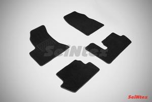 Ворсовый коврик Seintex для CITROEN С4 PICASSO  2007-