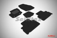 Ворсовый коврик Seintex для FORD S-MAX 2006-2015
