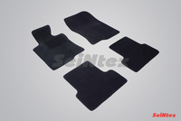 Ворсовый коврик Seintex для HONDA ACCORD VIII 2008-2012