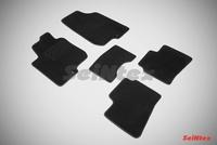 Ворсовый коврик Seintex для HYUNDAI i30 2009-2012