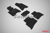 Ворсовый коврик Seintex для HYUNDAI TUCSON 2016-