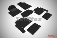 Ворсовый коврик Seintex для INFINITI QX80 2014-