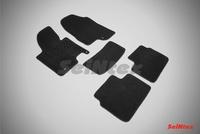 Ворсовый коврик Seintex для KIA CEED II 2012-