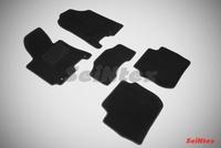 Ворсовый коврик Seintex для KIA CERATO 2013-