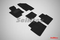 Ворсовый коврик Seintex для KIA OPTIMA 2010-2015