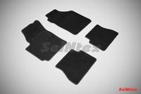 Ворсовый коврик Seintex для  KIA PICANTO 2005-2011