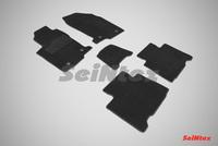Ворсовый коврик Seintex для LEXUS NX200 2014-