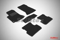 Ворсовый коврик Seintex для MERCEDES CLA-Class C117 2014-